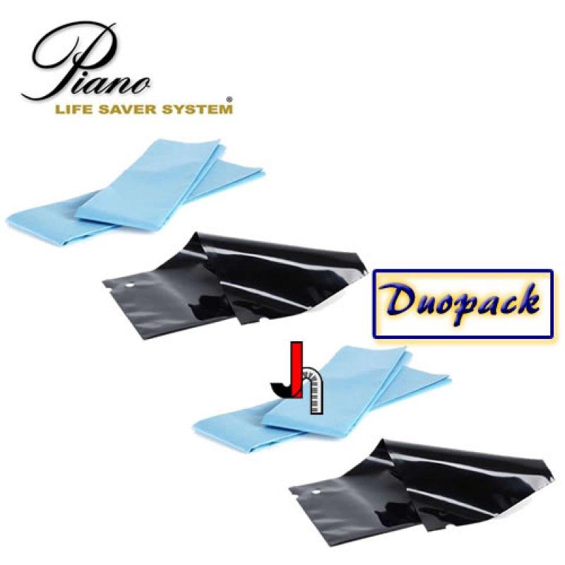 Piano Life Safer Papier Saugtücher Ersatzset Duopack